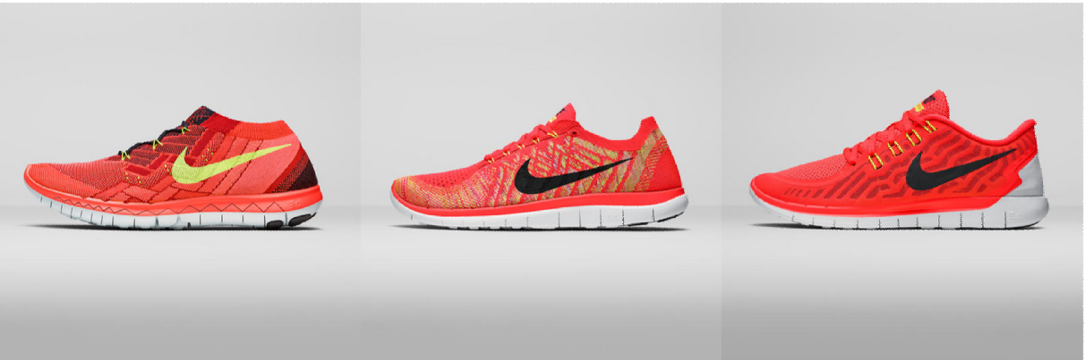 Nike Introduces The 2015 Nike Free Collection Discount