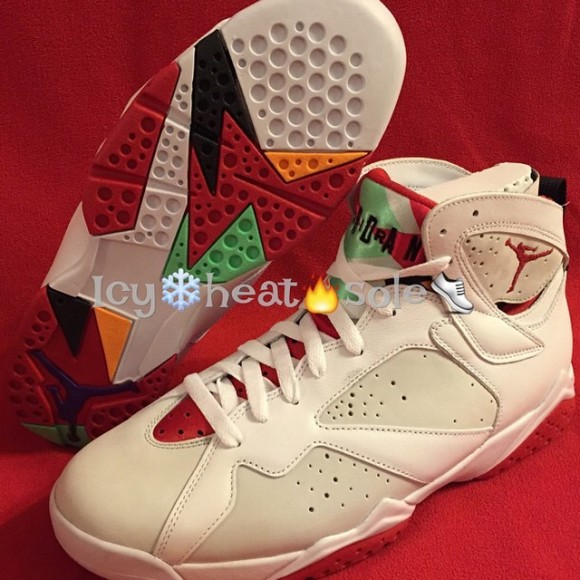 038da194214a21 Take a Look at the 2015 Release of the Air Jordan 7 Retro  Hare ...