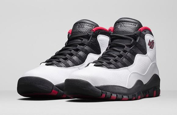 Air Jordan 10 Retro 'Double Nickle' - Official Look + Release Info 1