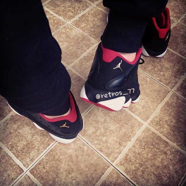 Air Jordan 13 Retro Low U0026#39;Playoffu0026#39; - Detailed Look + On-Foot - WearTesters
