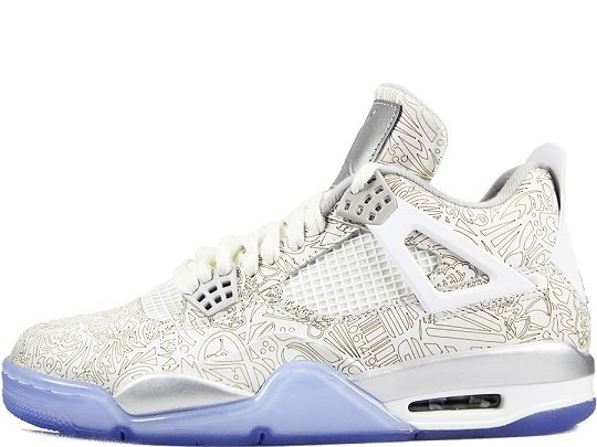 4f50aa9c95bc ... Air Jordan 4 Retro 30th Anniversary Laser - Available for Pre-Order -  WearTesters ...