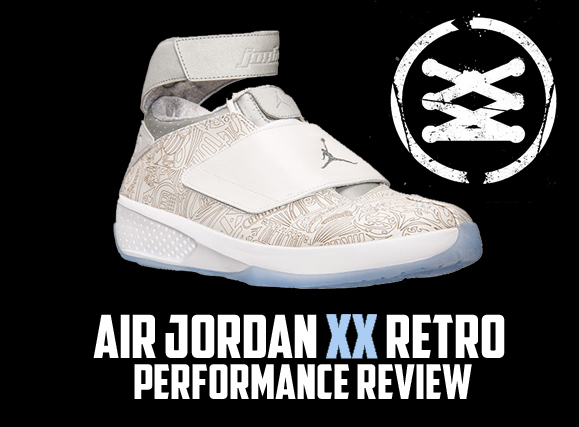 Projet Air Jordan Weartesters