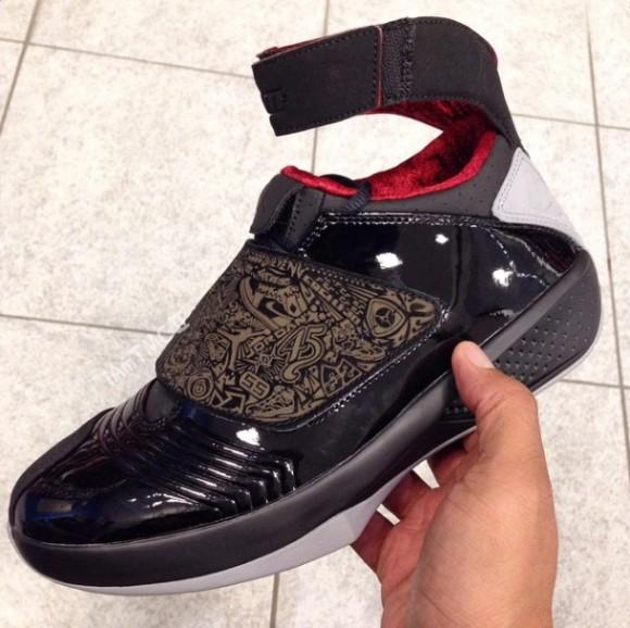 Air Jordan XX (20) Retro 'Stealth' - Quick Look