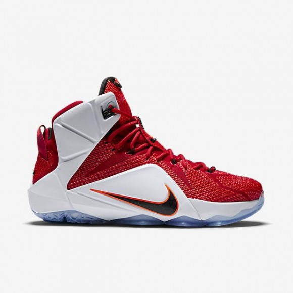 Heart of the Lion Lebron 12