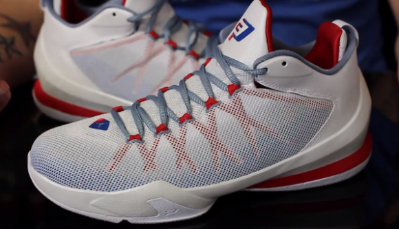 low priced 6b94e 450ad Jordan CP3.VIII (8) AE - Detailed Look & Review - WearTesters