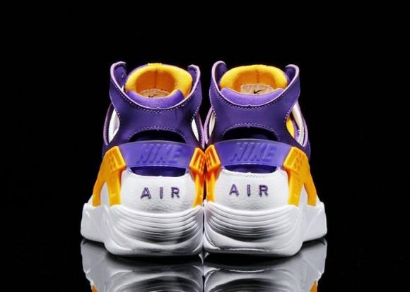 ... Nike Air Flight Huarache Los Angeles Lakers 3 ...