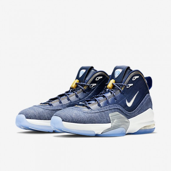 Nike Air Pippen 6 'Denim' Available Now 5