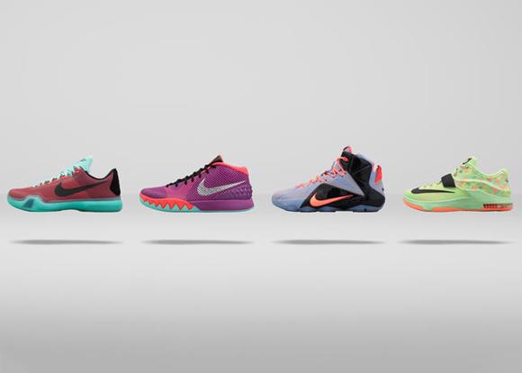 Nike Basketball Easter Collection  2015 1
