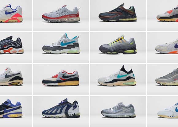Nike Brings Out The Air Max Archives For Air Max Day