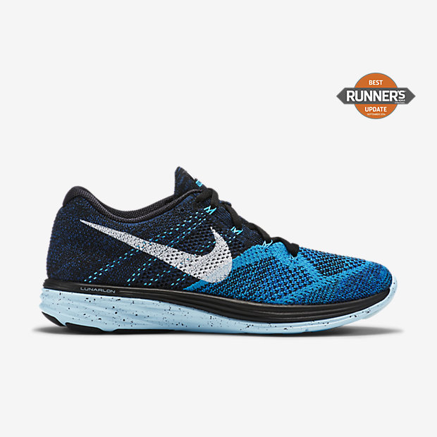 Men's Cheap Nike Lunarestoa 2 SE Running Shoes Size 12 Red and Orange