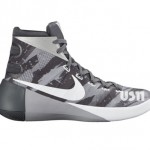 Nike Hyperdunk 2015 in Grey Camo