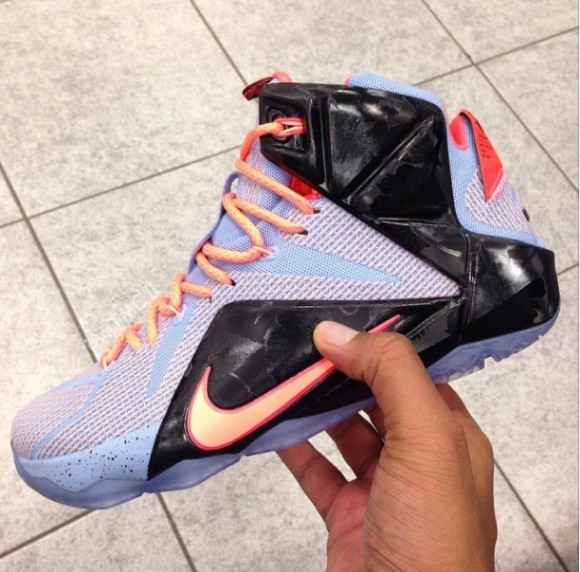 Nike LeBron 12 'Easter' - Quick Look