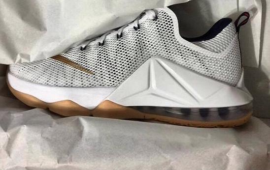 Nike LeBron 12 Low 'USA' - WearTesters