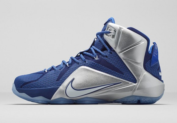 cheaper 50cda f3305 Nike LeBron 12 'What If' - Available Now - WearTesters