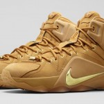 Nike LeBron XII EXT 'Wheat' - Release Information-5