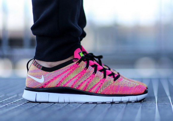 Nike Free Flyknit NSW - New Colorway and Images - WearTesters