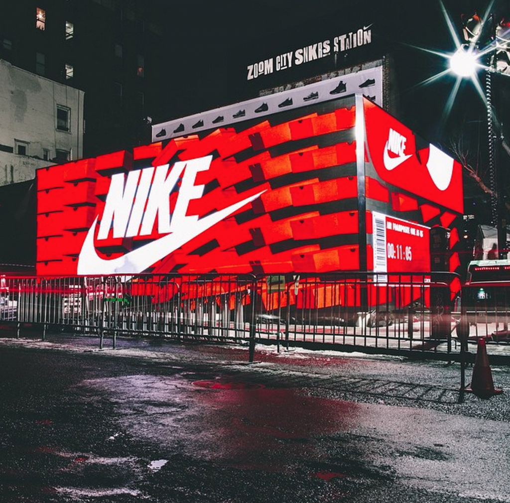 giant nike box coming to west coast   weartesters