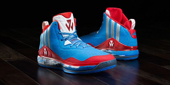 adidas J Wall 1 'Sky Blue' - Official Look + Release Info 1