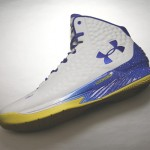 A Detailed Look at The Under Armour Curry One 'Playoffs' 8