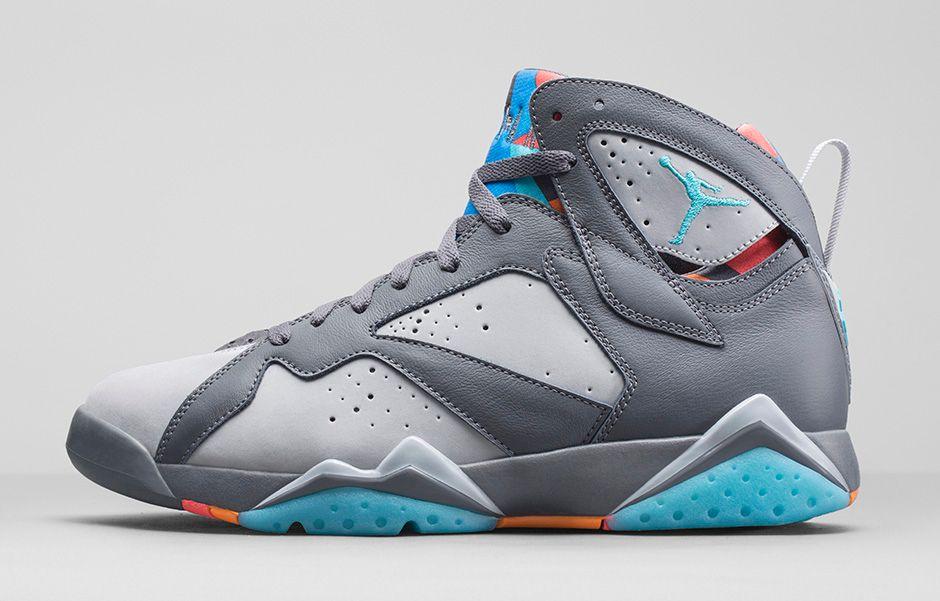 Nike Air Jordan Retro Chanson 7 Nuits Barcelone nWvkD