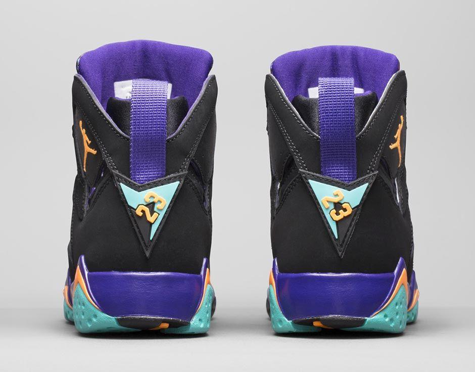 buy popular f0630 202c5 air jordan retro 7 purple black