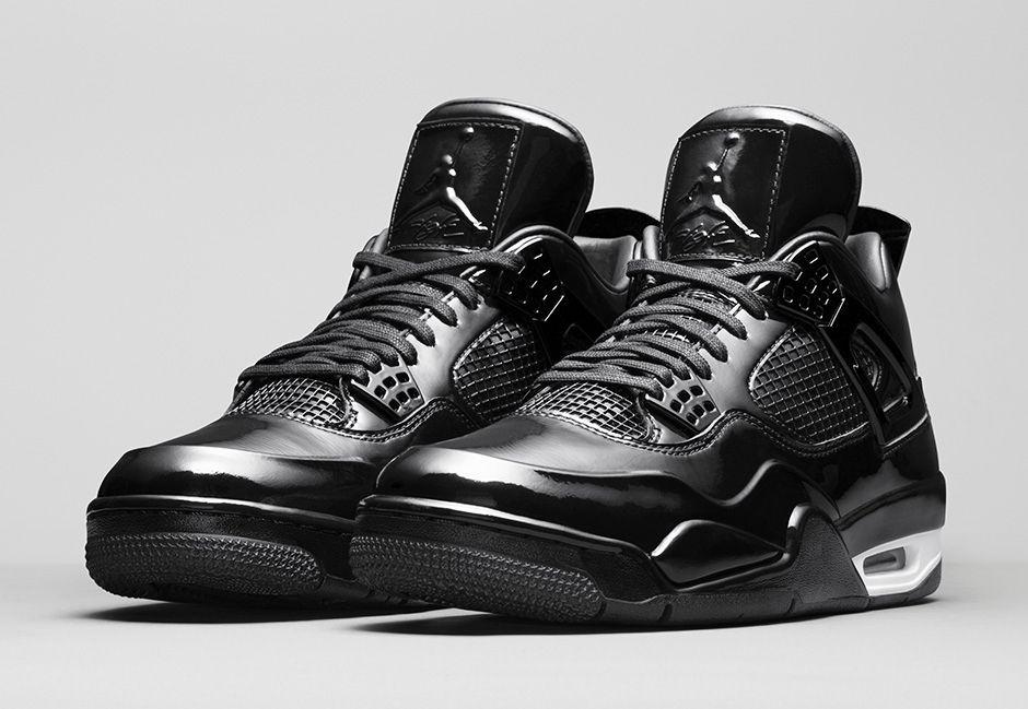 11lab4 Jordan Nike Air (noir / Blanc)