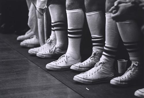 history of converse chuck taylors