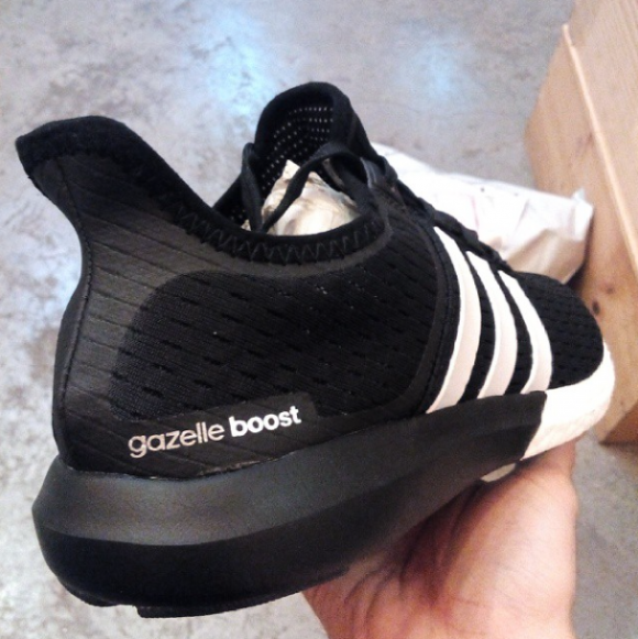 to buy order 100% genuine adidas Gazelle Boost - First Look - WearTesters
