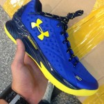 New Colorway of The Under Armour Curry One Low 1