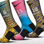 Nike Basketball Elite Socks on Nike iD