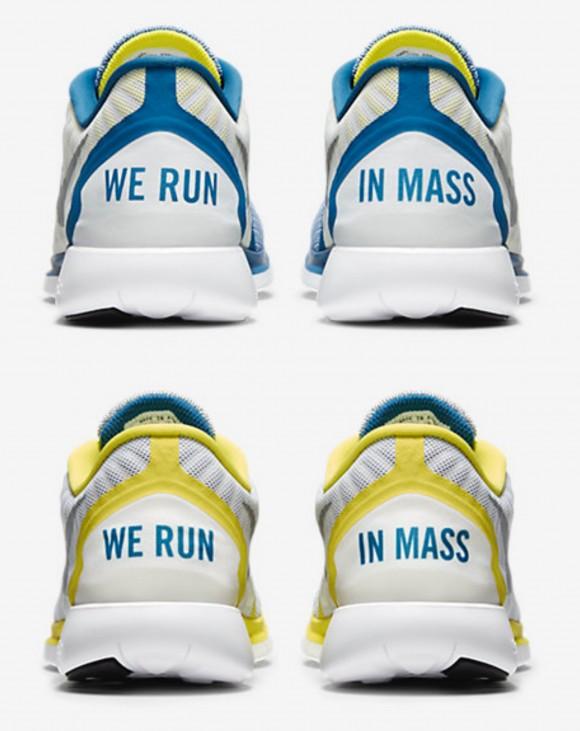 Nike Free 5.0 'Boston Marathon 2015