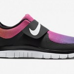 Nike Free Socfly 'Sunset' lateral side