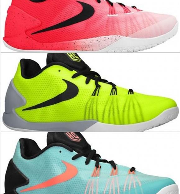 Nike Hyperchase Artisan Teal Hot Lava_Fotor_Collage