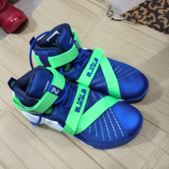 the latest 79da3 eef07 Nike Zoom Soldier 9 - Another Look - WearTesters