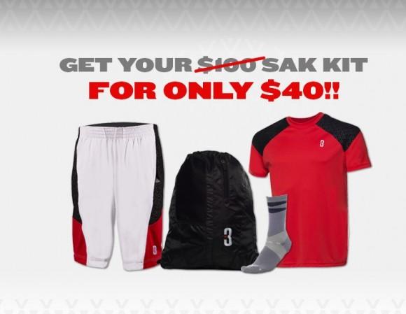 Performance Deals POINT3 Apparel Sak Kit