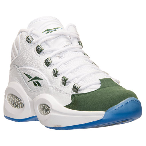 Reebok Question Mid 'Michigan State' - Available Now Main