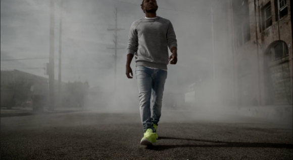 Reebok and Kendrick Lamar Remind You to 'Be Ventilated'