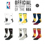 Stance Socks Now The Official Socks of The NBA Main
