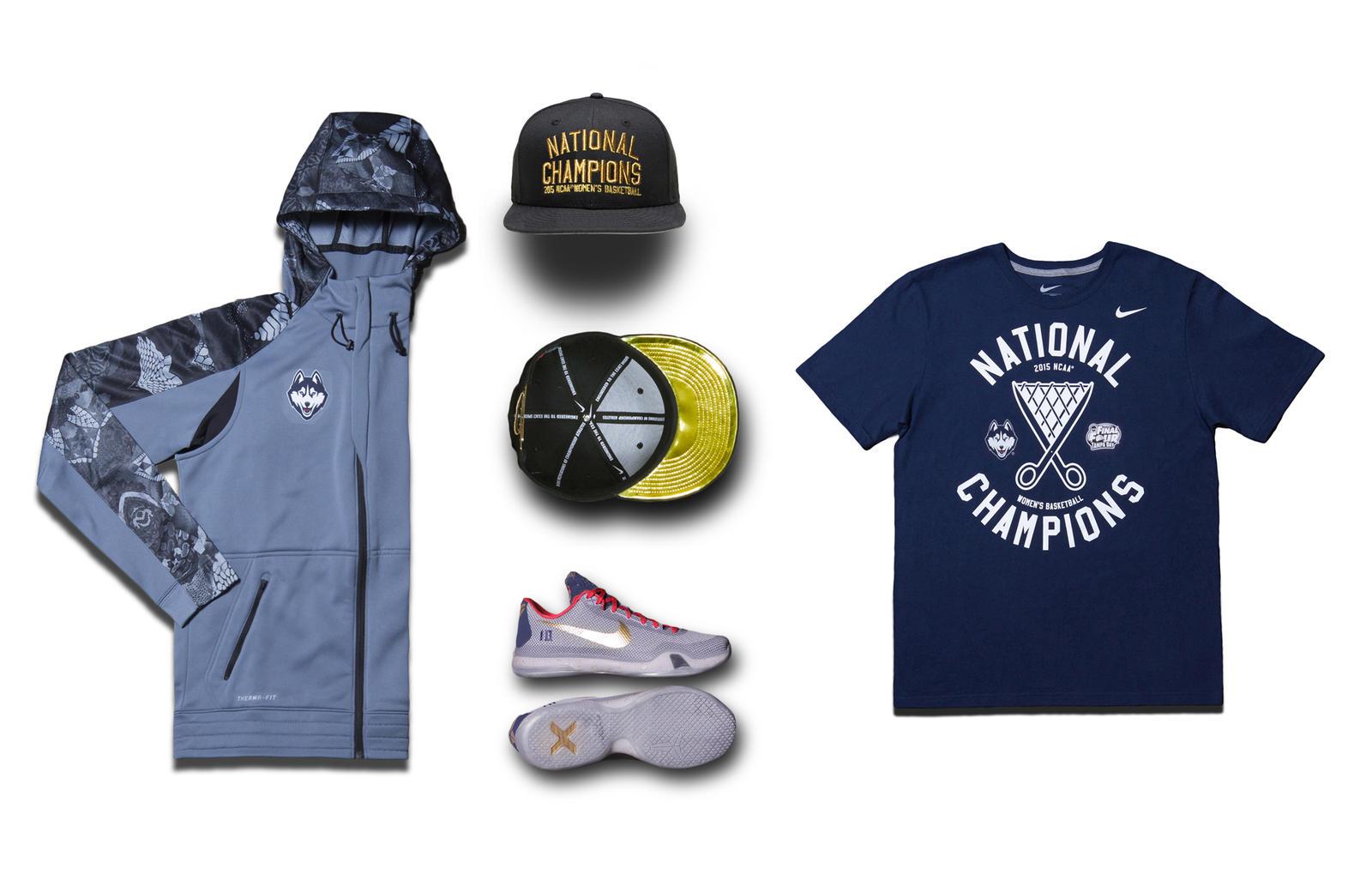 This Kobe X Celebrates Connecticut S 10th National Championship 5 Via Nike Inc