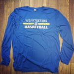 WearTesters Golden State Shooting Shirt