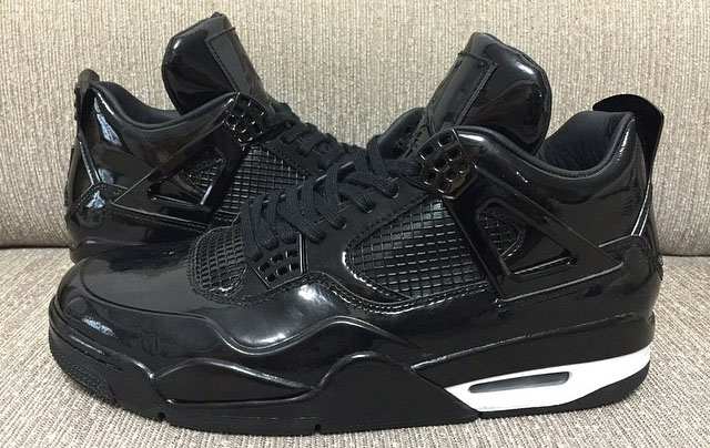 huge selection of 2f348 276b6 Air Jordan 11Lab4 'Black/Black-White' - Release Date ...
