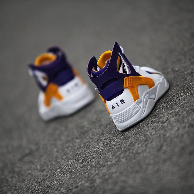 white air max kobe bryant lakers shoes