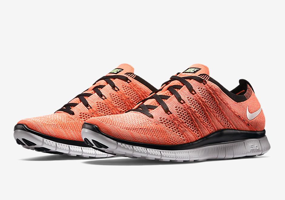 Nike Free 5.0 Flyknit Lunaire Multicolore