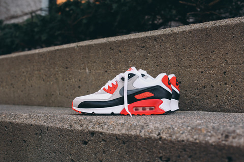 Release Info for the 2015 Nike Air Max 90 'Infrared