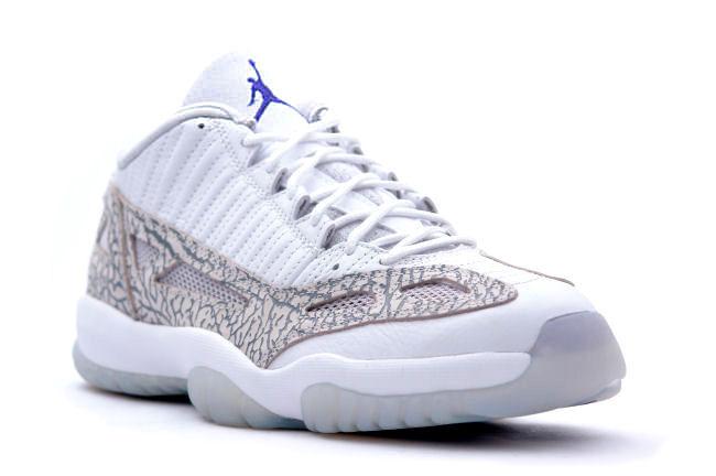 Air Jordan 11 Low IE Retro White