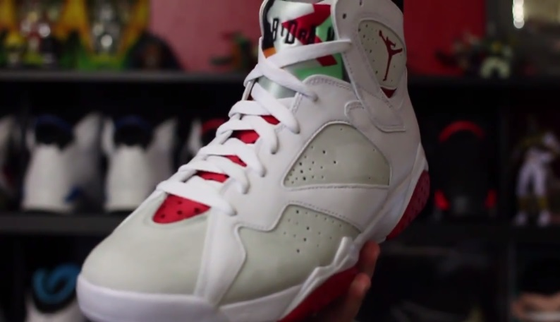air jordan 7 hare 2015 review