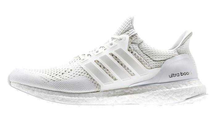 buy online 16f9a 1a6b0 Adidas Ultra Boost White Malaysia