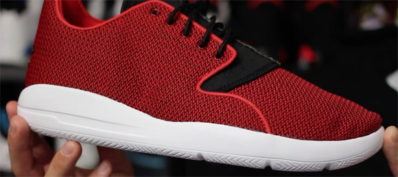 Jordan Eclipse 'University Red' - Detailed Look & Review