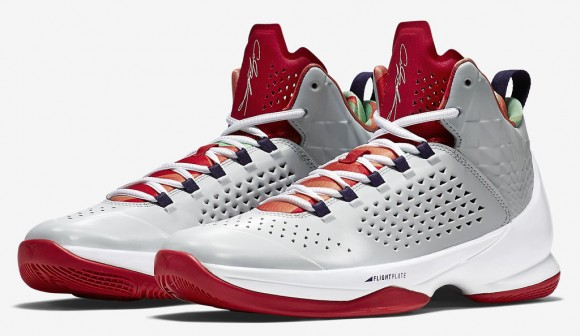Jordan Melo M11 Hare New Basketball Shoes