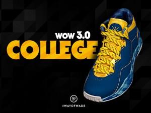 Li-Ning Way of Wade 3 'College'
